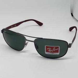 Ray-Ban Sunglasses Green Gradient Women's
