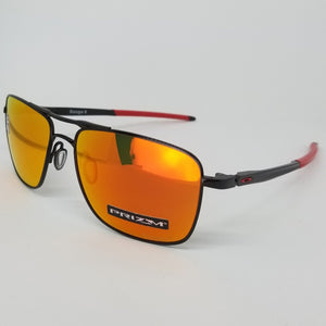 Oakley Pilot Sunglasses For Men - Prizm Ruby Lens - Full View
