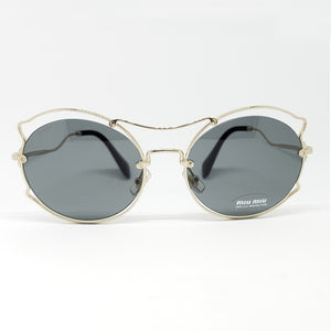 Miu Miu Butterfly Women's Sunglasses - Front View