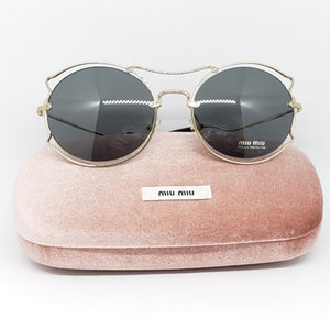 Miu Miu Butterfly Women's Sunglasses - Glasses & Pouch