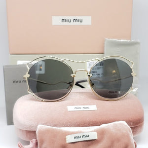 Miu Miu Butterfly Women's Sunglasses - Complete Accessories