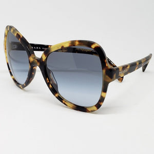 Prada Butterfly Women Sunglasses Havana | Frame Side View