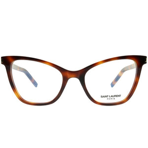 Saint Laurent Women's Eyeglasses W/Demo Lens. SL219-002