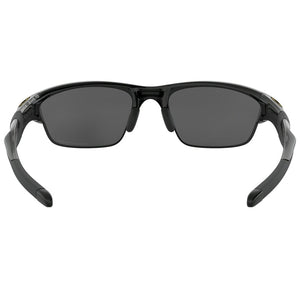 Oakley Half Jacket 2.0 Sunglasses Black Iridium Lens - Back