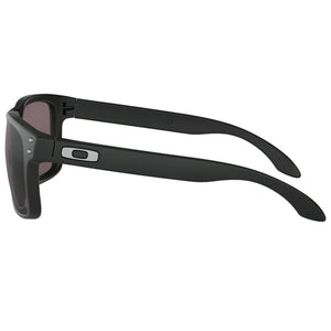 Oakley Holbrook Sunglasses Prizm Grey Lens - Side View