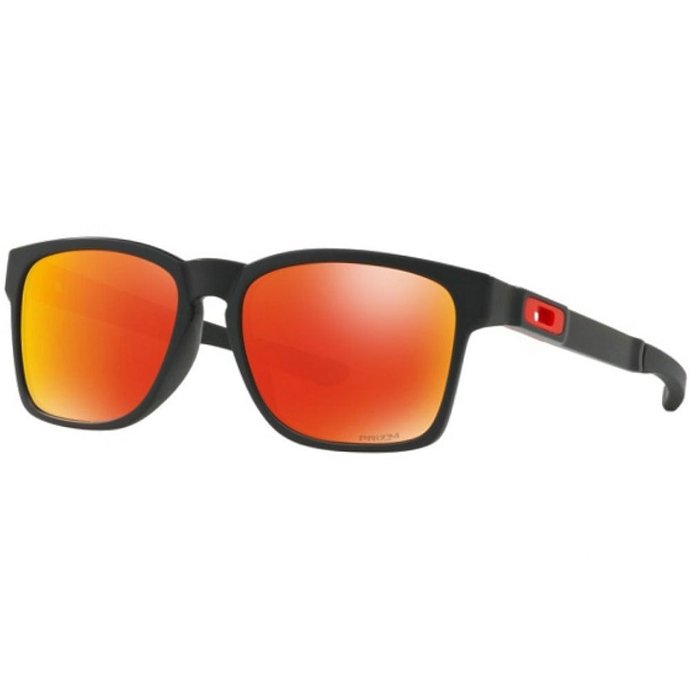Oakley Catalyst Square Men's Sunglasses Prizm Ruby Lens