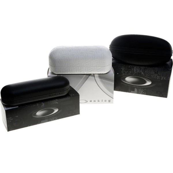 Oakley Square Men Eyeglasses Barrelhuse Demo Lens - Cases