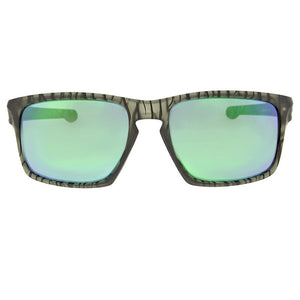 Oakley Unisex Silver Jungle Sunglasses OO9269-08 - Front View