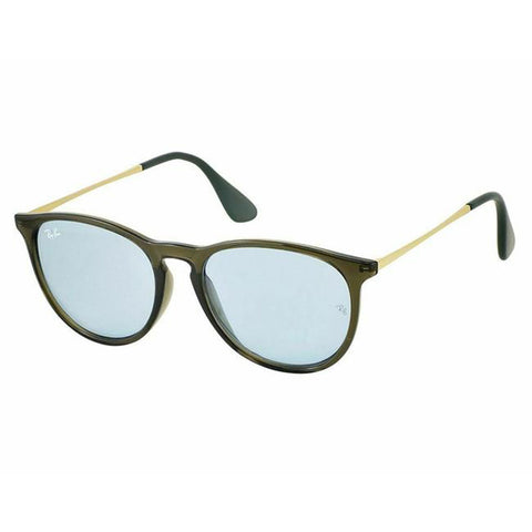 Ray-Ban Erika Women's Sunglasses W/Blue Classic Lens RB4171F 6340/F7