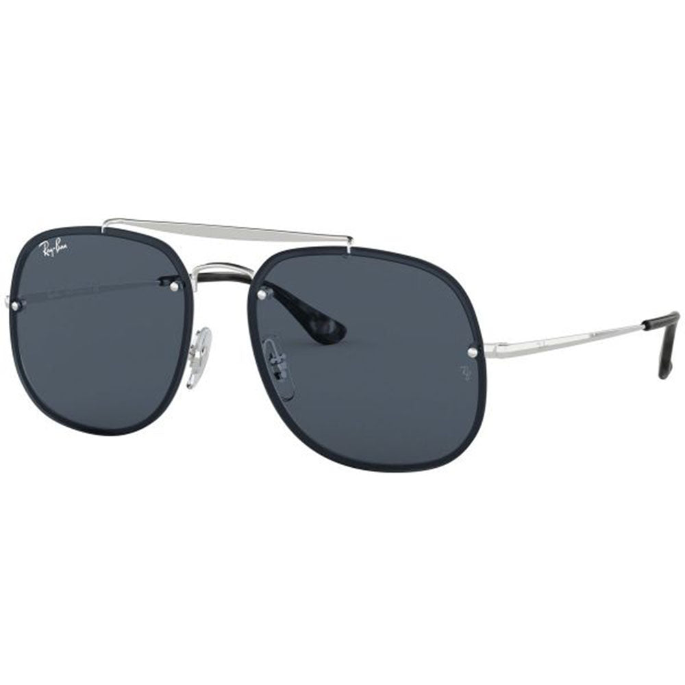 Ray Ban Blaze General Unisex Sunglasses w/Dark Grey Classic Lens RB3583N 00387