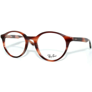 New Authentic Ray Ban Unisex RX Eyeglasses Tortoise W/Demo Lens RX5283-5774-49
