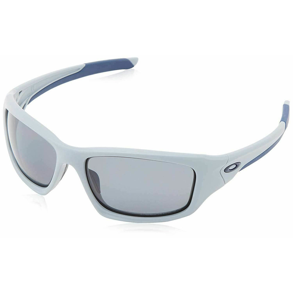 Oakley Valve Sunglasses Matte Fog / Grey Polarized Lens OO9236-05