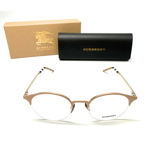 Burberry Round Women's Eyeglasses