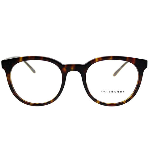 Burberry Eyeglasses Havana w/Demo Lens Unisex BE2250-3536-49