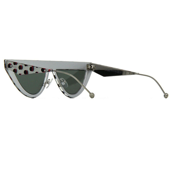 Fendi DEFENDER FF 0371/S Grey Pois/Grey Silver Mirrored