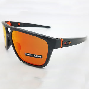 Oakley Men's Crossrange Patch Prizm Sunglasses | Frame View