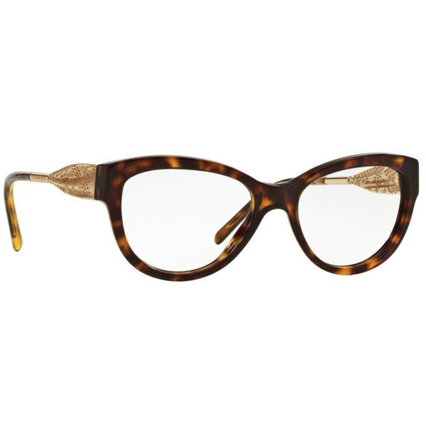 Burberry Eyeglasses Havana w/Demo Lens Women's BE2210-3002-51
