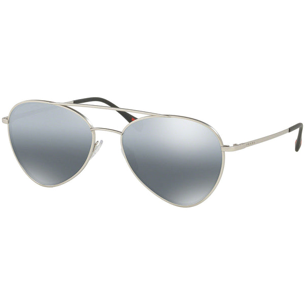 Prada Linea Rossa Aviator Men's Sunglasses