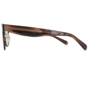 Celine Women's Eyeglasses Brown Havana Beige  w/Demo Lens CL41459-Z1520-47