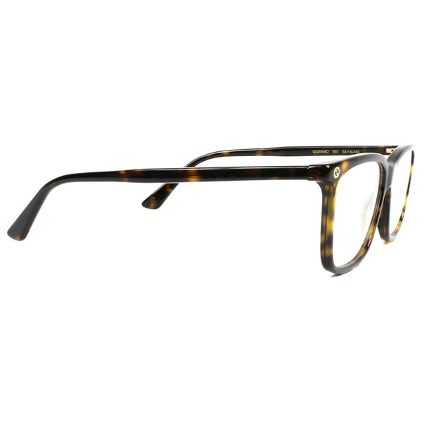 Gucci Rectangular Women's Eyeglasses