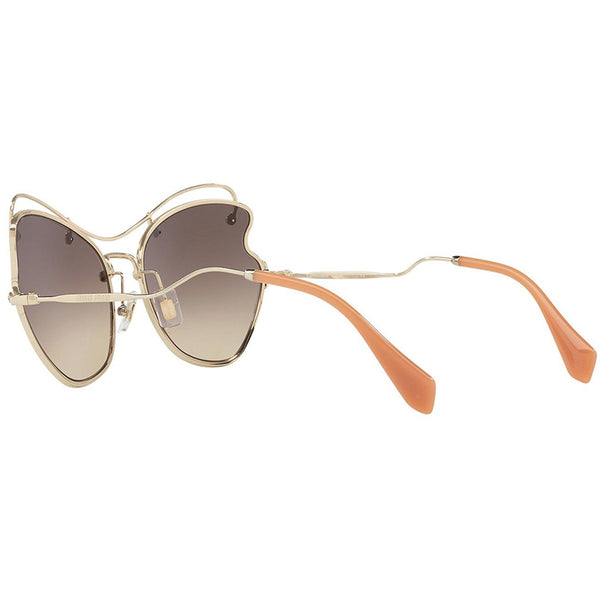 Miu Miu Butterfly Women's Sunglasses 61mm - Back View