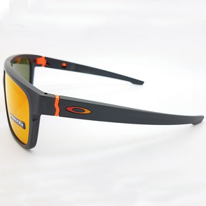 Oakley Men's Crossrange Patch Prizm Sunglasses | Side View
