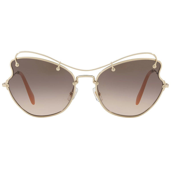 Miu Miu Butterfly Women's Sunglasses 61mm - Full Frame View