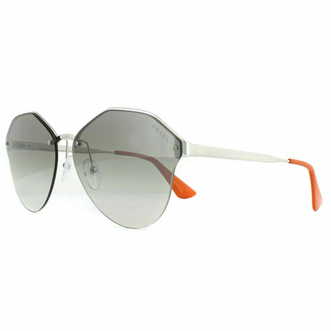 Prada Women's Sunglasses Having w/Grey Gradient Mirrored Lens PR64TS 1BC4S1