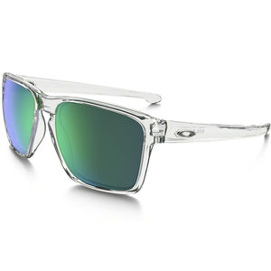 Oakley Sliver XL Men's Sunglasses W/Jade Iridium Mirrored Lens OO9341 02