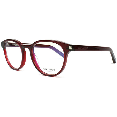 Saint Laurent Square Unisex Eyeglasses W/Demo Lens CLASSIC 10-015