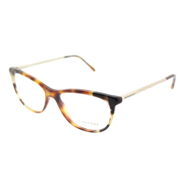 Burberry Eyeglasses Women's Havana Grey/Brown/Grey w/Demo Lens  BE2189-3667-52