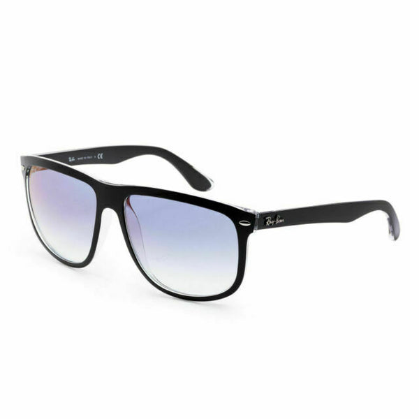 Ray-Ban RB4147 6039X0 60-15 Sunglasses - Black/Brown Gradient