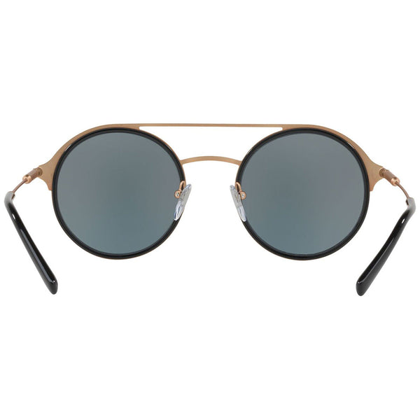 Bvlgari Round Men's Sunglasses