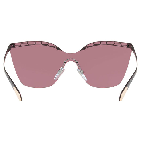 Bvlgari Shield Style Women's Sunglasses