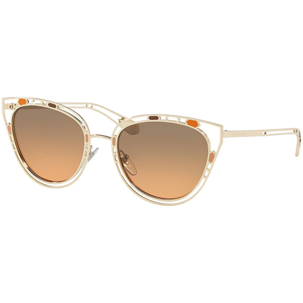 Bvlgari Cat Eye Women's Sunglasses