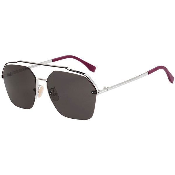 Fendi Square Men's Sunglasses