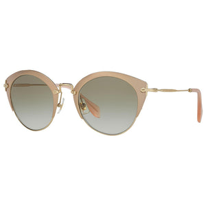 Miu Miu Women's Cat Eye Sunglasses Gradient MU53RS-UFD3H2