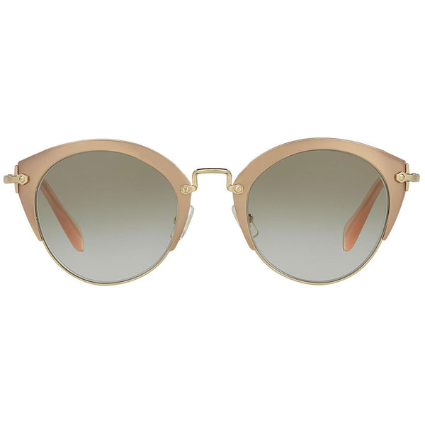 Miu Miu Women's Cat Eye Sunglasses Gradient | Front View