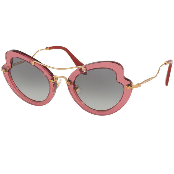 Miu Miu Women's Sunglasses Gradient Lenses MU11RS-USU3M1-52