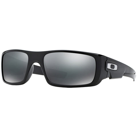 Oakley Crankshaft Sunglasses Black Iridium Polarized Lens OO9239-06