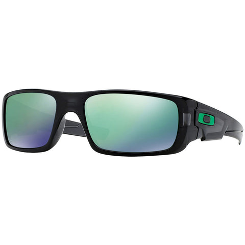 Oakley Crankshaft Men's Sunglasses W/Jade Iridium Mirrored Lens OO9239-02