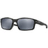 Oakley Chainlink Square Men's Sunglasses Black Iridium Lens