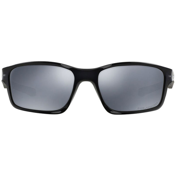Oakley Chainlink Men's Sunglasses Black Iridium Lens - Front