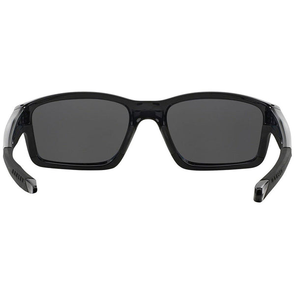 Oakley Chainlink Men's Sunglasses Black Iridium Lens - Back
