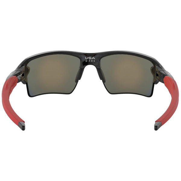 Oakley Flak 2.0 XL Sports Men's Sunglasses - Back Side View
