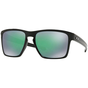 New Authentic Oakley Sliver XL Sunglasses W/Prizm Jade Iridium Mirror OO9341-19