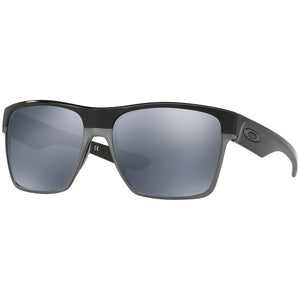 Oakley Twoface XL Men's Sunglasses W/Black Iridium Polarized Lens OO9350 01