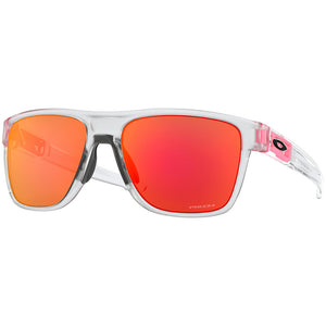 New Authentic Oakley Crossrange XL Men's Sunglasses W/Prizm Ruby Lens OO9360-20