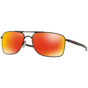 New Authentic Oakley Men's Sunglasses W/Prizm Ruby Lens OO4124-13