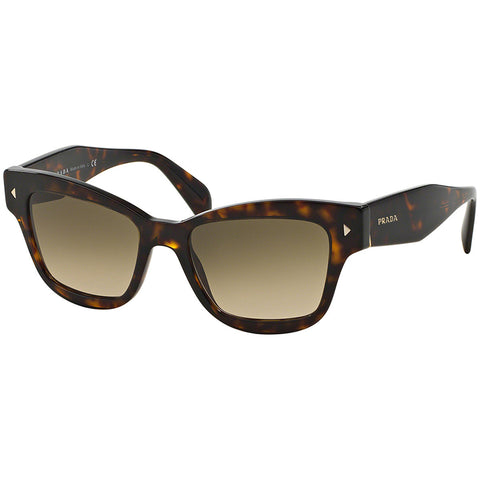 Prada Sunglasses Havana w/Brown Lens Women's PR29RS-2AU3D0-51